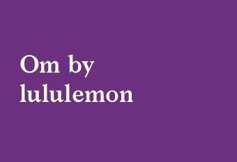 Om by lululemon
